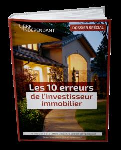 investissement immobilier les 10 erreurs